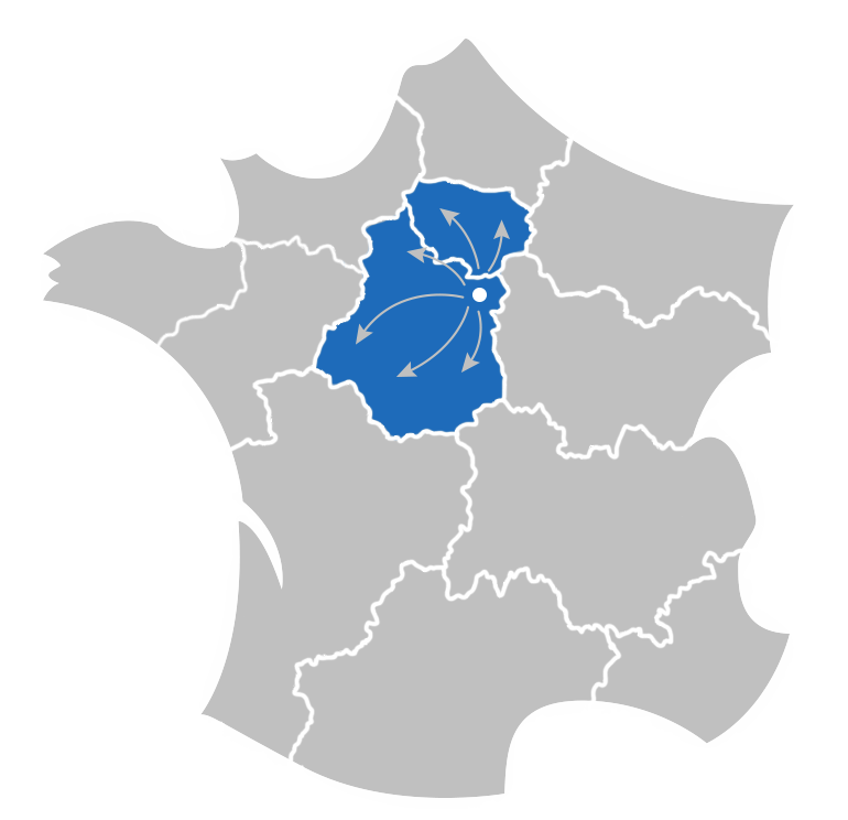 carte action groupe champs d'action